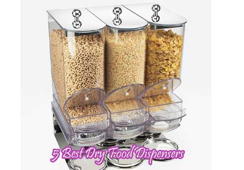 5 Best Dry Food Dispensers