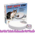 Best Cat Mate Automatic Pet Feeder