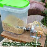 DIY Automatic Pet Feeder