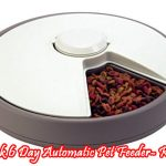 Lentek 6 Day Automatic Pet Feeder- Review