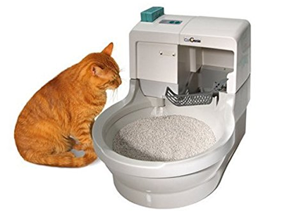 the litter box from catgenie is the perfect solution if you donu0027t want to touch the litter box again it works like a cat litter box